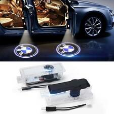 2x LED Door For BMW Projector Courtesy Puddle Shadow Laser Light Logo Lamp OZ