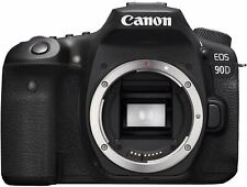 Canon DSLR Camera [EOS 90D] with Built-in Wi-Fi, Bluetooth, DIGIC 8 Image Proces