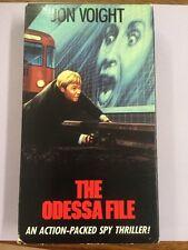 The Odessa File starring Jon Voight (VHS)