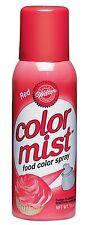 Wilton Color Mist Food Cake Cupcake Color Sprays 1.5oz Kosher Many Colors