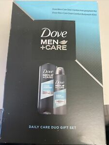 Dove Men + Care Daily Care Duo 2 Piece Gift Set