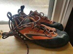 Unisex rock climbing shoes Millet hybrid US men 9 US women 10.5