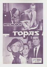 Topas (WNF 5550) - Alfred Hitchcock / Karin Dor