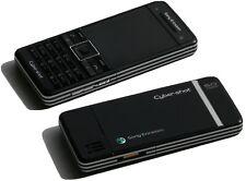 Sony Ericsson Cyber-Shot C902 Swift nero (sbloccato) condizione nuovo telefono cellulare