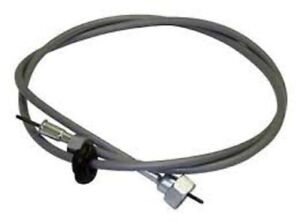 """Crown Automotive Speedometer Cable 60"""" Gray for Jeep CJ-5 CJ-6 FC-150"""