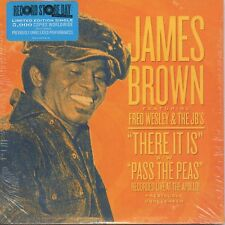 James Brown / Fred Wesley & The JB's There It Is (Live) Polydor B0016649-21 Soul