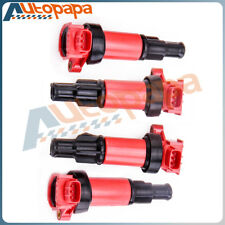 Ignition Coil pack for Nissan Sr20det Coil Pack 180SX Silvia S13/S14 Black Head