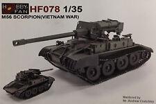 HOBBY FAN 1/35 M56 Scorpion (Vietnam War) Resin kit - HF078