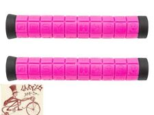 ODYSSEY AARON ROSS KEYBOARD V2 FLANGELESS PINK BICYCLE GRIPS