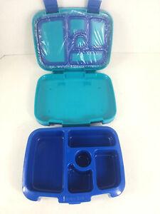 Bento Box ~ Blue Shark Print ~ Kids