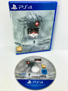 FADE TO SILENCE - Sony PlayStation 4 Action Survival Game (PS4 PAL)(2017)