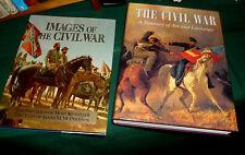 The Civil War - Treasury of Art & Literature -Sears & Images of the Civil War