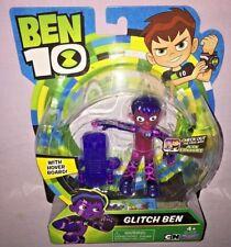 BEN 10 GLITCH BEN ACTION FIGURE  **NEW**