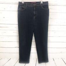 Gloria Vanderbilt 16 Short Women's Jeans Blue Denim Pants Inseam 27