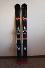 Fischer Addict Twin Tip Kids Downhill Skis 111 cm. jr. childrens boys girls