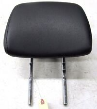2004-2011 SAAB 9-3 OEM RIGHT FRONT SEAT HEAD REST HEADREST BLACK LEATHER