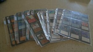 MTG HOMELANDS COMPLETE SET UNPLAYED, EXCELLENT to NEAR MINT CONDITION