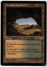 Cavernes de Koilos CHINOISE - Caves of Koilos CHINESE - Apocalypse - Magic mtg -