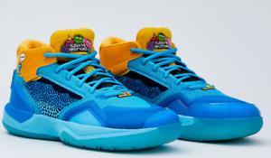 New Balance Kawhi Leonard Jolly Rancher Basketball Sneakers Blue Raspberry