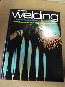Modern Welding - Althouse, Turnquist, Bowditch (Hard Cover)