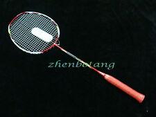 New Arcsaber 11 badminton racket Bow arrow carbon ARC 11 Badminton Rackets