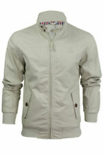 Crosshatch Bomber Coats & Jackets Cotton Outer Shell for Men