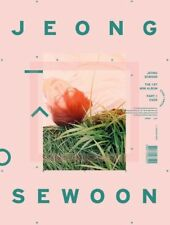 JEONG SE WOON EVER 1st Mini Album GREEN ver. CD+POSTER+Photobook+Booklet+Card