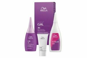 Wella Creatine + Curl Hair Kit (N) For Normal To Unruly Hair