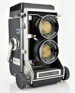 Mamiya C33 120 film Medium Format TLR Camera w/ Sekor 80mm f2.8 Lens