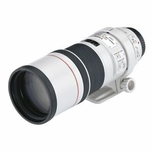 Canon EF 300mm f/4 L IS USM Lens (Manufacturer Refurb) - 5 YR Warranty