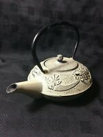 Japanese Cast Iron Imperial Dragon Brewing Teapot