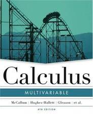 Calculus: Multivariable, William G. McCallum, Deborah Hughes-Hallett, Andrew M.
