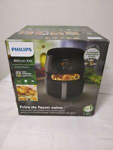 Philips Kitchen Appliances Digital Twin TurboStar Airfryer XXL with Fat Removal