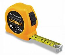Komelon 4930Im 2 Pack 30ft. The Professional Tape Measure, Yellow