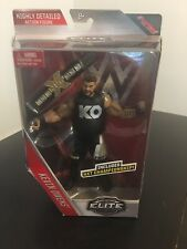 WWE Elite Collection Raw Kevin Owens NXT Championship Belt  Figure New
