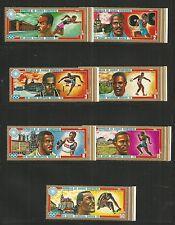 EQUATORIAL GUINEA OLYMPICS 1972 MNH