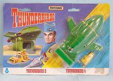 20844 MATCHBOX / THUNDERBIRDS / THUNDERBIRD 2 & 4