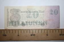 20.000.000 MARK, ALEMANIA, INFLACCIÓN, BERLÍN,  25 JULIO 1923, BC, VER FOTO