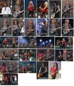 175 Thin Lizzy photos Liverpool 1977 & London 1978/79/2011 & Wolves 2003/11