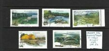Canada 1994 Rivers series 4 set used