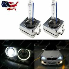 2x D1S D1R D1C 6000K Xenon White OEM HID Headlight Replacement Light Bulbs