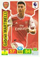 PANINI ADRENALYN XL 2019/20 GABRIEL MARTINELLI NO 15