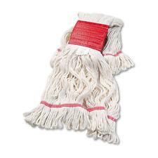 Boardwalk Super Loop Wet Mop Head Cotton/Synthetic Large Size White 503WHEA