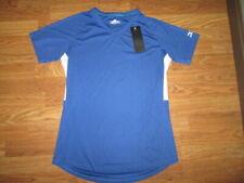 Womens MIZUNO PERFORMANCE athletic v neck shirt L Lg NWT