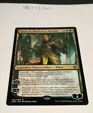 Magic the Gathering MTG Nissa of Shadowed Boughs x1 Mythic Card NM/M