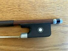 More details for full size (4/4) paesold cello bow. suitable for beginners/intermediate level.