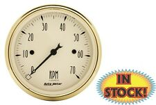 Auto Meter Golden Oldies Electric Tachometer 3-1/8 in. 7000 RPM 1595