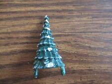 Mr Christmas victorian 1890 Skaters replacement piece part small tree
