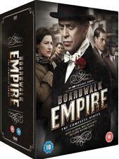 BOARDWALK EMPIRE 1-5 (2010-2014): COMPLETE TV Seasons Series  NEW Rg2 DVD not US