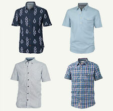 Fat Face Men's Short sleeved Casual Shirts & Tops